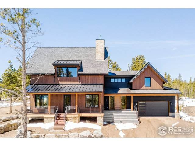 7 Juneau Cir, Nederland, CO 80466 (MLS #939252) :: Jenn Porter Group