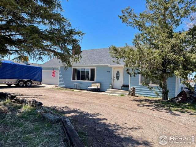621 3rd St, Pierce, CO 80650 (MLS #939260) :: 8z Real Estate