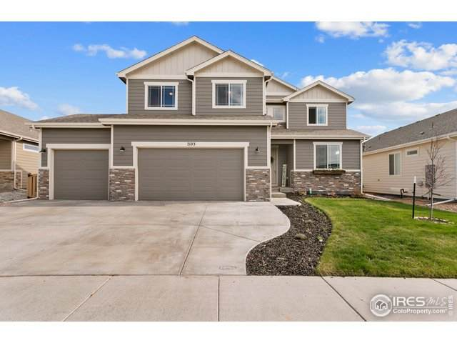 7103 White River Ct, Timnath, CO 80547 (#939285) :: Mile High Luxury Real Estate
