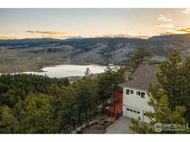 273 Green Mountain Dr, Loveland, CO 80537 (MLS #939289) :: Downtown Real Estate Partners