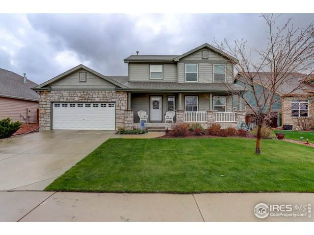 311 Buckeye Ave, Johnstown, CO 80534 (MLS #939304) :: Kittle Real Estate