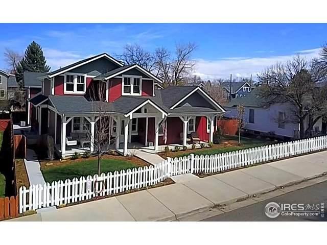 536 Main St, Louisville, CO 80027 (MLS #939313) :: Kittle Real Estate