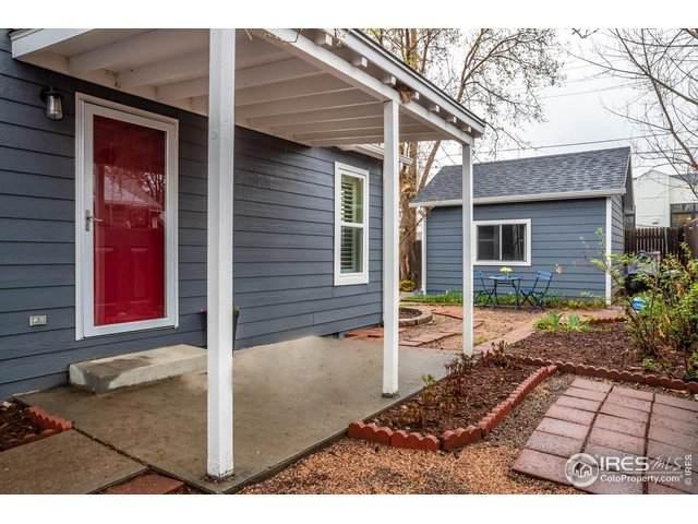 740 West St, Louisville, CO 80027 (MLS #939321) :: Kittle Real Estate