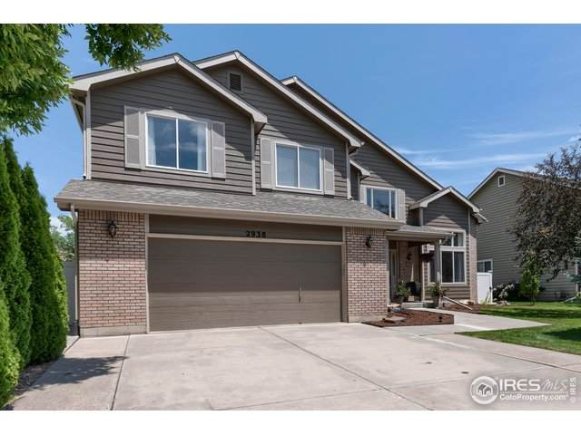 2938 Stonehaven Dr, Fort Collins, CO 80525 (MLS #939337) :: J2 Real Estate Group at Remax Alliance