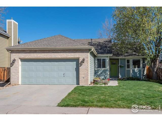 13837 W 65th Dr, Arvada, CO 80004 (MLS #939351) :: Stephanie Kolesar