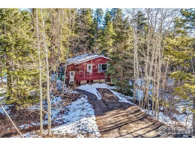 11923 Coal Creek Heights Dr, Golden, CO 80403 (MLS #939355) :: J2 Real Estate Group at Remax Alliance