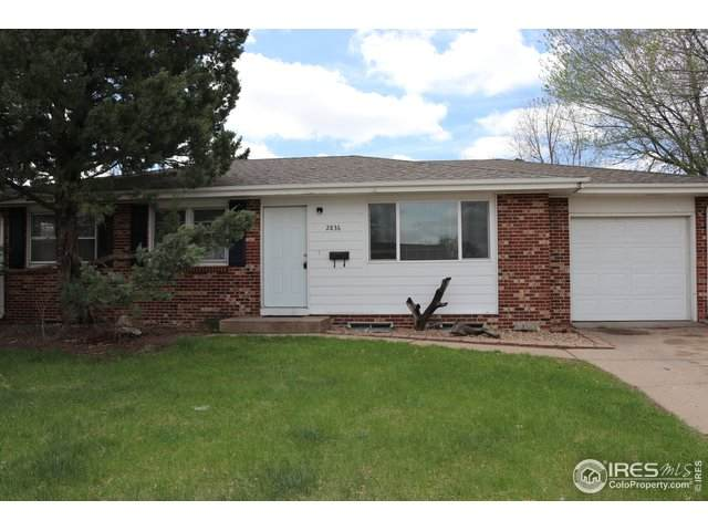 2836 W 5th St, Greeley, CO 80634 (MLS #939363) :: Keller Williams Realty