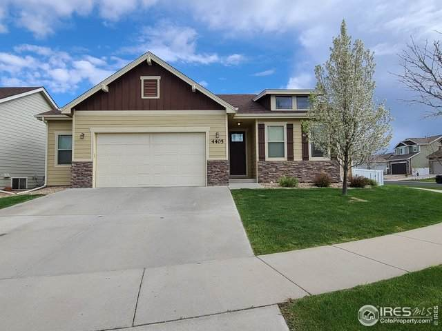 4405 Dante St, Evans, CO 80620 (MLS #939372) :: Tracy's Team