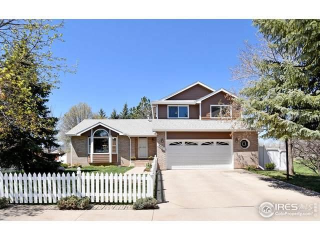907 Benthaven St, Fort Collins, CO 80526 (MLS #939374) :: J2 Real Estate Group at Remax Alliance