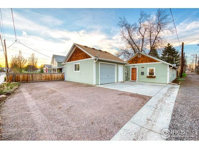 237 W 1st St, Loveland, CO 80537 (#939385) :: Hudson Stonegate Team