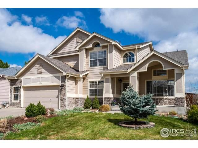 536 Saint Andrews Dr, Longmont, CO 80504 (#939390) :: Mile High Luxury Real Estate