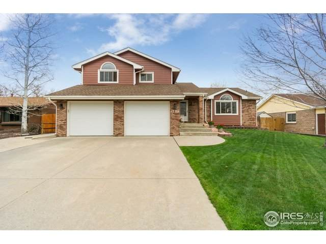 1502 Maple Dr, Berthoud, CO 80513 (MLS #939391) :: J2 Real Estate Group at Remax Alliance