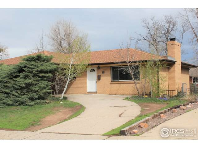 10 S 38th St, Boulder, CO 80305 (MLS #939393) :: Bliss Realty Group