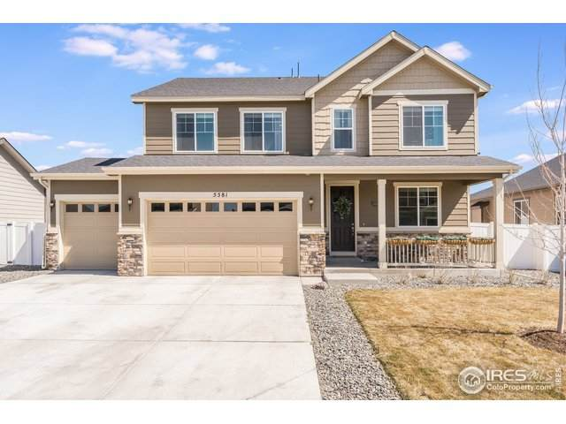 5581 Carmon Dr, Windsor, CO 80550 (MLS #939413) :: 8z Real Estate