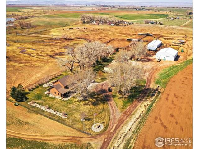 1608 County Road 72, Wellington, CO 80549 (MLS #939416) :: J2 Real Estate Group at Remax Alliance