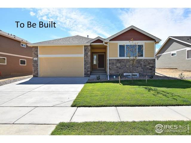 614 Rosedale St, Severance, CO 80550 (#939423) :: Mile High Luxury Real Estate