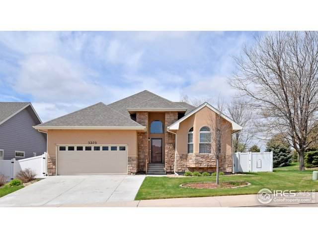 3203 69th Ave, Greeley, CO 80634 (MLS #939425) :: Jenn Porter Group