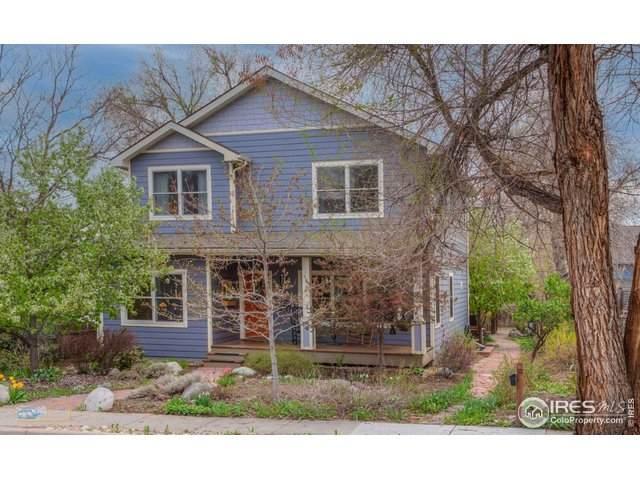2420 Bluff St, Boulder, CO 80304 (MLS #939433) :: The Sam Biller Home Team