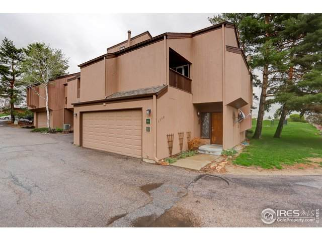 1550 W 28th St #4, Loveland, CO 80538 (MLS #939438) :: Keller Williams Realty