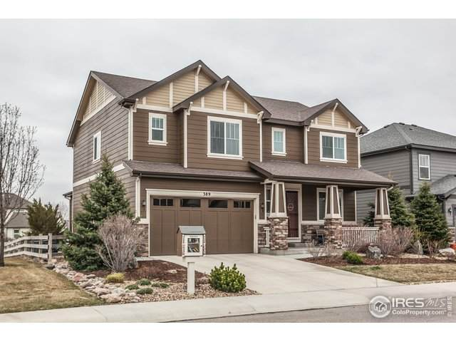 389 Mannon Dr, Windsor, CO 80550 (MLS #939441) :: Tracy's Team