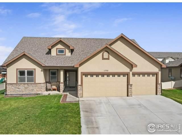 1732 Pioneer Pl, Eaton, CO 80615 (MLS #939444) :: Kittle Real Estate