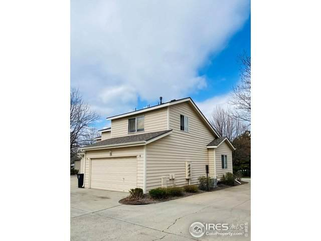 500 Lashley St #33, Longmont, CO 80504 (MLS #939453) :: J2 Real Estate Group at Remax Alliance