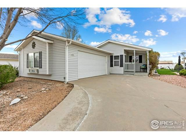815 Sunchase Dr, Fort Collins, CO 80524 (MLS #939467) :: Colorado Home Finder Realty