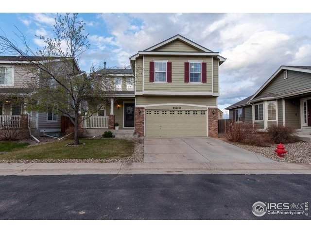 14249 Woodrock Path, Colorado Springs, CO 80921 (MLS #939470) :: J2 Real Estate Group at Remax Alliance