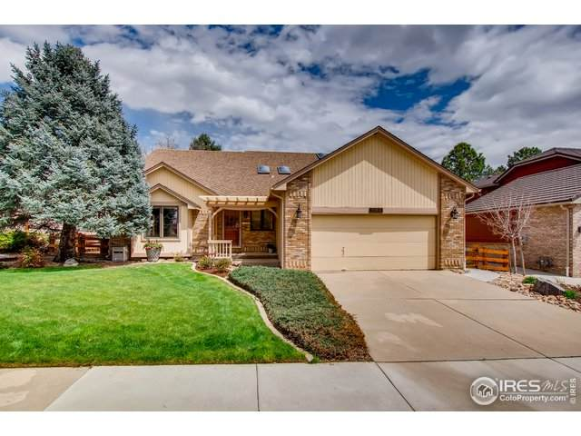 1160 Oakhurst Dr, Broomfield, CO 80020 (MLS #939475) :: Jenn Porter Group