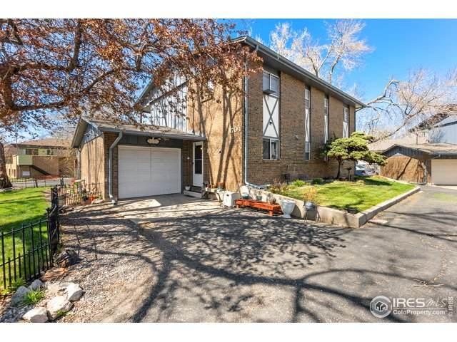 1704 Pecan St A, Fort Collins, CO 80526 (MLS #939477) :: Stephanie Kolesar