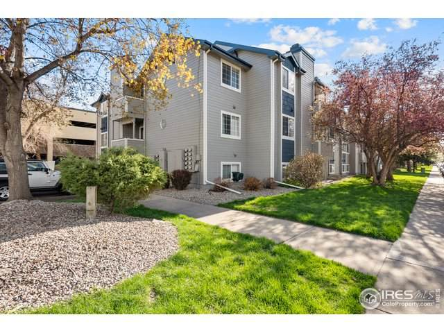 720 City Park Ave C330, Fort Collins, CO 80521 (MLS #939481) :: Kittle Real Estate
