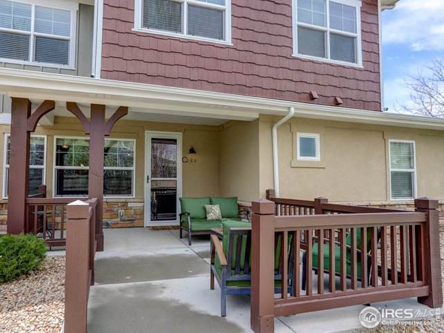 5850 Dripping Rock Ln #104, Fort Collins, CO 80528 (MLS #939488) :: Colorado Home Finder Realty