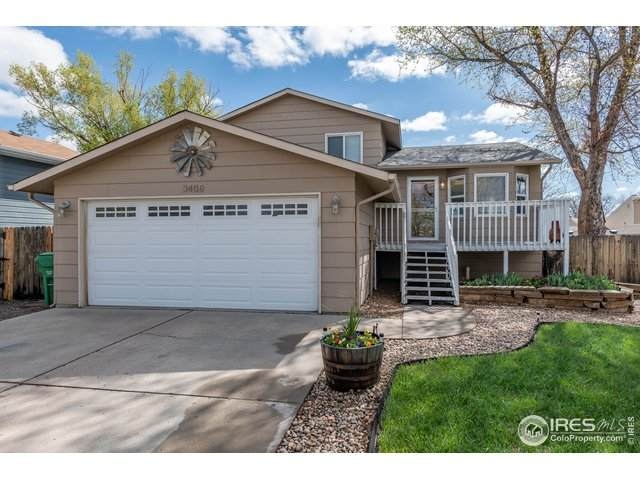 3408 Belmont Ave, Evans, CO 80620 (#939497) :: Mile High Luxury Real Estate