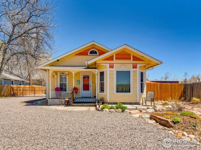 156 S Lincoln Ave, Loveland, CO 80537 (MLS #939501) :: Tracy's Team