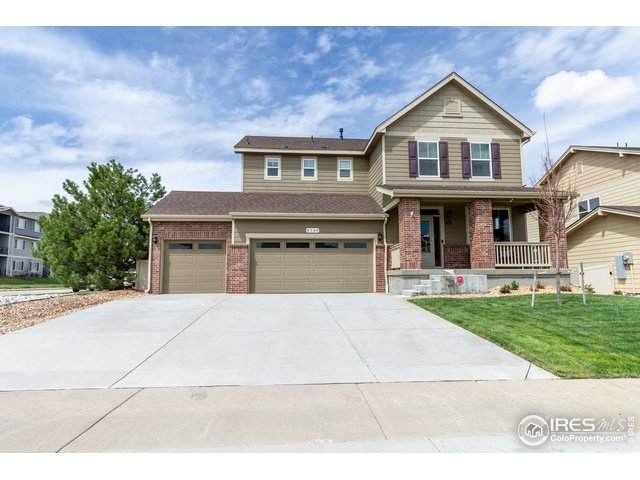 8145 22nd St, Greeley, CO 80634 (MLS #939504) :: RE/MAX Alliance