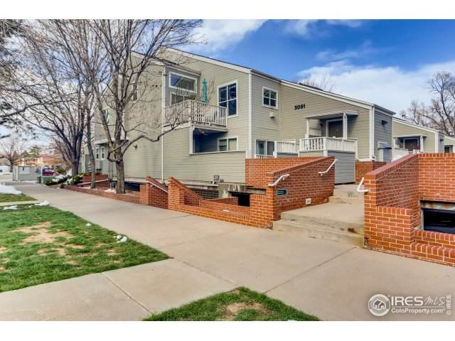3091 29th St #207, Boulder, CO 80301 (MLS #939511) :: Bliss Realty Group