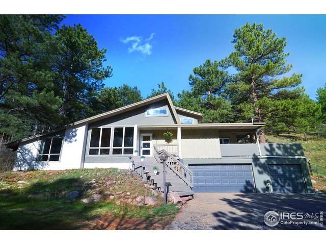 5166 Olde Stage Rd, Boulder, CO 80302 (MLS #939513) :: Jenn Porter Group