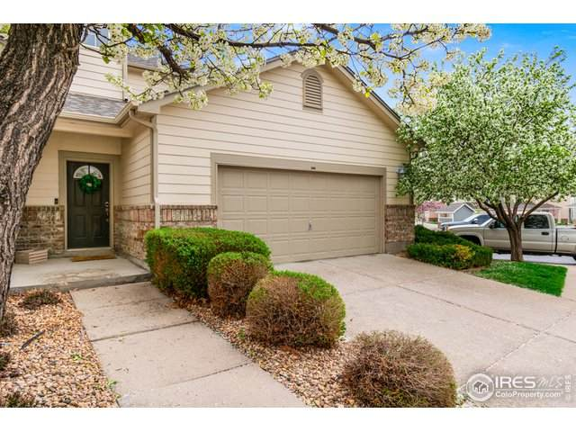 4672 W 20th St Rd #2123, Greeley, CO 80634 (MLS #939516) :: J2 Real Estate Group at Remax Alliance