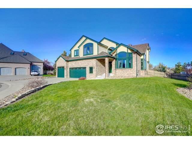 828 Mount Evans Ct, Louisville, CO 80027 (MLS #939521) :: Kittle Real Estate