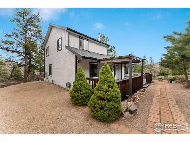 842 Unger Mountain Rd, Bellvue, CO 80512 (MLS #939523) :: Downtown Real Estate Partners