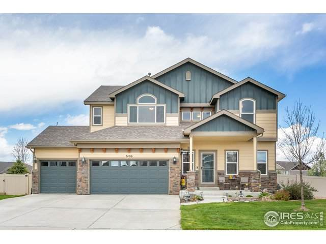 7406 Rosecroft Dr, Windsor, CO 80550 (MLS #939525) :: Tracy's Team