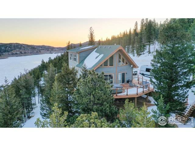 127 Alpine Dr, Nederland, CO 80466 (MLS #939528) :: Jenn Porter Group