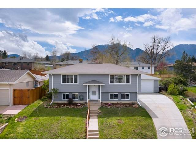 4430 Squires Cir, Boulder, CO 80305 (MLS #939530) :: J2 Real Estate Group at Remax Alliance