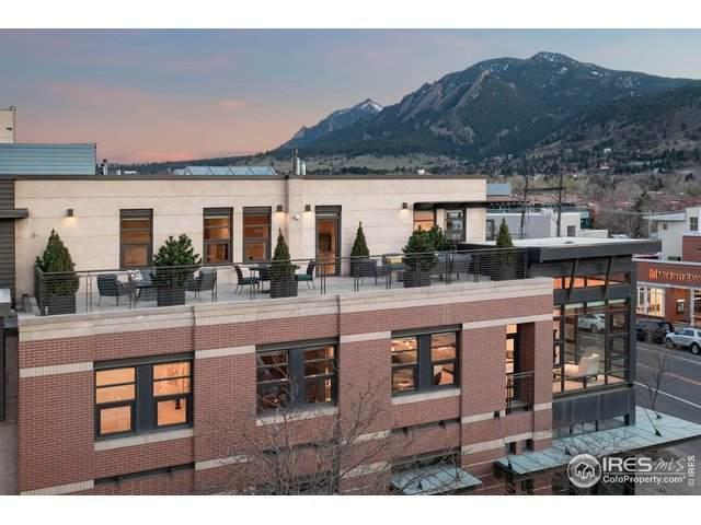 900 Pearl St #207, Boulder, CO 80302 (#939537) :: The Margolis Team