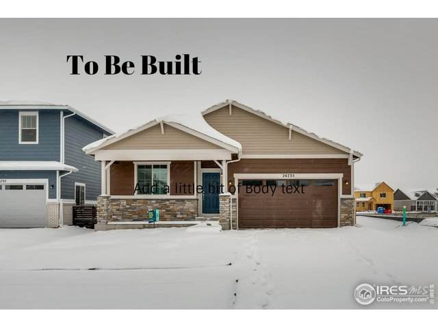 1771 Branching Canopy Dr, Windsor, CO 80550 (MLS #939545) :: J2 Real Estate Group at Remax Alliance