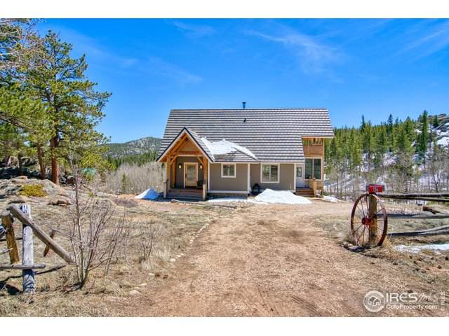 47 Choctaw Dr, Red Feather Lakes, CO 80545 (MLS #939546) :: Kittle Real Estate