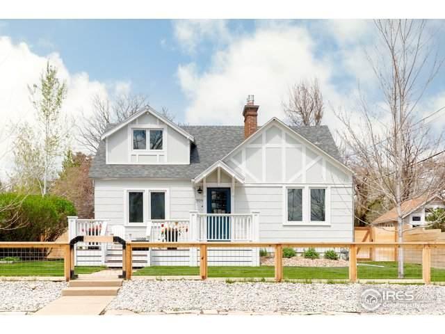909 Evergreen Ave, Boulder, CO 80304 (#939547) :: milehimodern