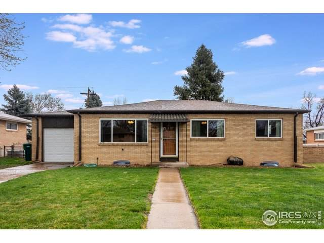 2618 12th Ave Ct, Greeley, CO 80631 (MLS #939568) :: 8z Real Estate