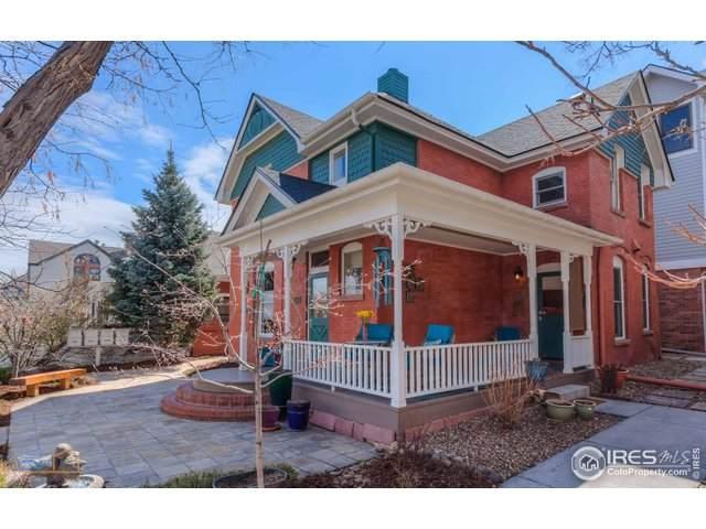 1820 Pearl St, Boulder, CO 80302 (MLS #939571) :: J2 Real Estate Group at Remax Alliance