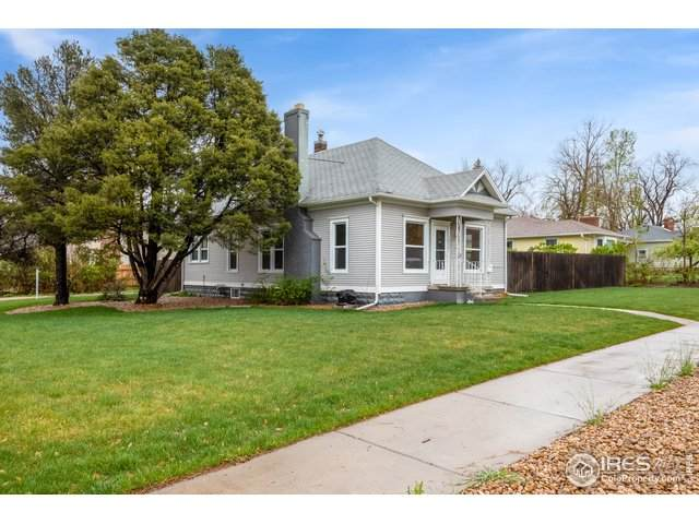 1832 14th Ave, Greeley, CO 80631 (MLS #939577) :: Tracy's Team